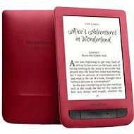 PocketBook 626 (2) Touch Lux 3 červený - Elektronická čítačka kníh