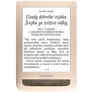 PocketBook 626(2) Touch Lux 3 zlatý - Elektronická čítačka kníh
