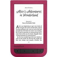 PocketBook Touch HD (PB 631) červený - Elektronická čítačka kníh