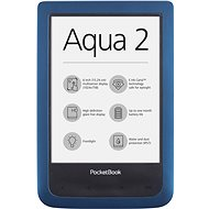 PocketBook 641 Aqua 2 modrá - Elektronická čítačka kníh
