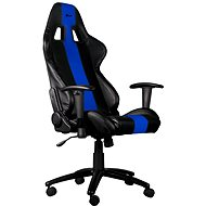 C-TECH PHOBOS čierno-modrá - Herná stolička