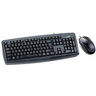 Genius KM-130 CZ + SK - Súprava klávesnice a myši