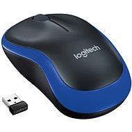 Logitech Wireless Mouse M185 modrá - Myš