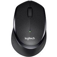 Logitech Wireless Mouse M330 Silent Plus, čierna - Myš