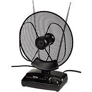 Hama DVB-T - aktívna izbová VHF/UHF/FM - Izbová anténa