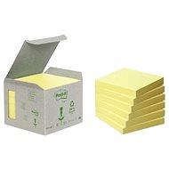 3M 6541B 76x76mm žltý - Samolepiaci bloček