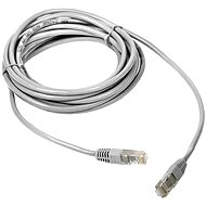 DATACOM Patch cord UTP CAT5E 3 m biely - Sieťový kábel