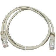 Datacom, CAT5E, UTP, 1m - Sieťový kábel