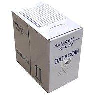 Datacom, drôt, CAT5E, FTP, LSOH, 305 m/box - Sieťový kábel