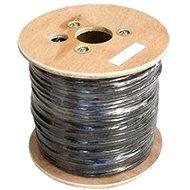 Datacom, drôt, CAT6, UTP, PE vonkajšie, 500 m/cievka - Sieťový kábel