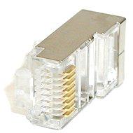 Roline 10-pack, RJ45, CAT5, STP, 8p8c, tienený, pre kábel - Konektor