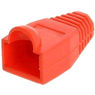10-pack, plastová, červená, Datacom, RJ45 - Krytka konektora