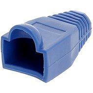 10-pack, plastová, modrá, Datacom, RJ45 - Krytka konektora
