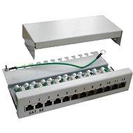 Datacom CAT5E 12 portov - Patch panel