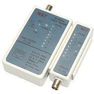 Cable Tester ST-248 pre siete UTP / STP - RJ45 - Nástroj