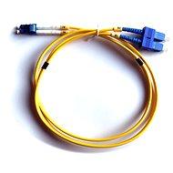 DATACOM LC-SC 09/125 SM 1m duplex - Audio kábel