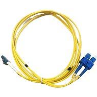 DATACOM LC-SC 09/125 SM 2m duplex - Audio kábel