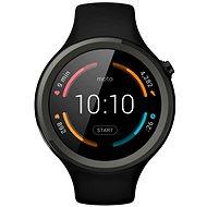 Motorola MOTO 360 Sport Black - Inteligentné hodinky