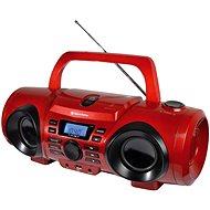 Roadstar CDR-265U červený - CD prehrávač