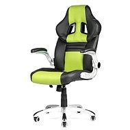 MERCURY STAR Williams čierno/zelená - Kancelárska stolička