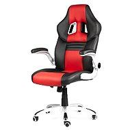 MERCURY STAR Williams čierno / červená - Kancelárska stolička