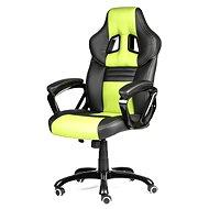 MERCURY STAR Monaco čierno / zelená - Kancelárska stolička