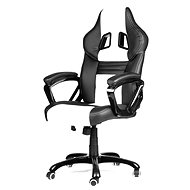 MERCURY STAR Monaco čierno / biela - Kancelárska stolička