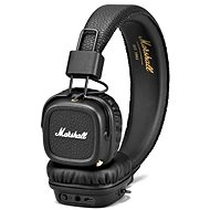 Marshall Major II Bluetooth - Black - Bezdrôtové slúchadlá
