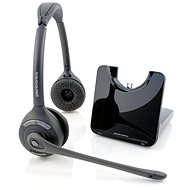 Plantronics CS 520A Binaural - Slúchadlá s mikrofónom