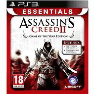 PS3 - Assassin's Creed II (Essentials Edition) - Hra pre konzolu