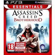 PS3 - Assassin's Creed: Brotherhood (Essentials Edition) - Hra pre konzolu