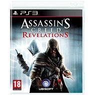 PS3 - Assassin's Creed: Revelations - Hra pre konzolu