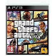 PS3 - Grand Theft Auto V (GTA 5) - Hra pre konzolu
