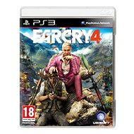 PS3 - Far Cry 4 - Hra pre konzolu