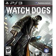 PS3 - Watch Dogs - Hra pre konzolu