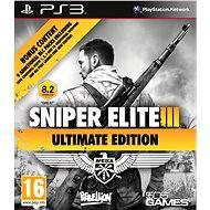 Sniper Elite 3 Ultimate Edition - PS3 - Hra pre konzolu