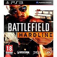 PS3 - Battlefield Hardline - Hra pre konzolu