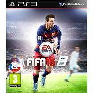 PS3 - FIFA 16 - Hra pre konzolu