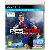 Pro Evolution Soccer 2018 Premium Edition – PS3 - Hra pre konzolu