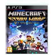 Minecraft: Story Mode - PS3 - Hra pre konzolu