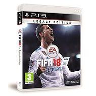 FIFA 18 Legacy Edition - PS3 - Hra pre konzolu