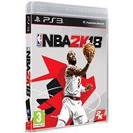 NBA 2K18 - PS3 - Hra pre konzolu