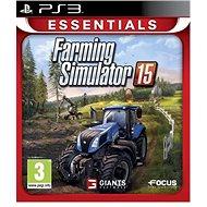 Farming Simulator 15 Essentials - PS3 - Hra pre konzolu