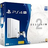 Sony PlayStation 4 Pro 1 TB - Glacier White + Destiny 2 - Herná konzola