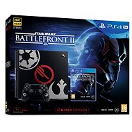 PlayStation 4 Pro 1TB Star Wars Battlefront II Limited Edition - Herná konzola