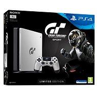 Sony PlayStation 4 1 TB + Gran Turismo Sport Limited Edition - Herná konzola
