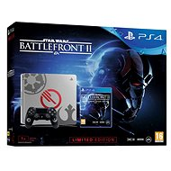 PlayStation 4 1 TB Slim Star Wars Battlefront II Limited Edition - Herná konzola