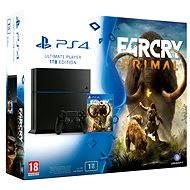 Sony Playstation 4 - 1TB Far Cry Primal Edition - Herná konzola