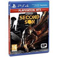 PS4 - InFamous: Second Son - Hra pre konzolu