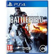 PS4 - Battlefield 4 - Hra pre konzolu